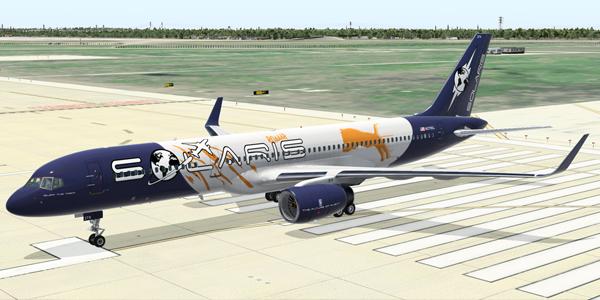 VMAX/FF B757 PRO EXTENDED – Solaris Air VA
